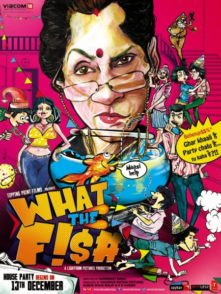 What The Fish (2013) Watch Online Full Hindi Movie And Download
