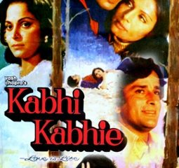 Kabhi Kabhie (1976) Hindi Movie Watch Online for free