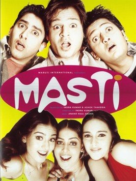 Masti (2004) Hindi Movies Watch Online for free in HD