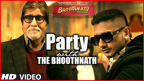 Party Toh Banti Hai HD Video Song Bhoothnath Returns downloade for free in HD