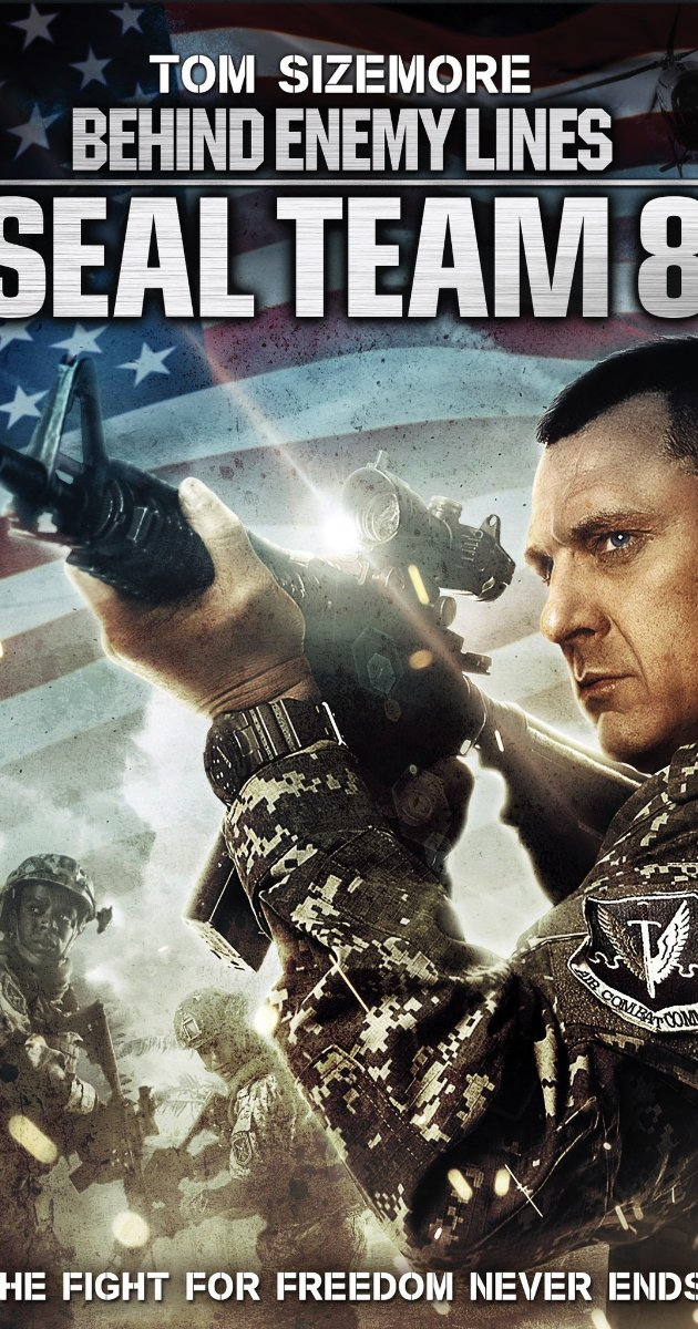 Seal Team Eight Behind Enemy Lines 2014 Watch online for free