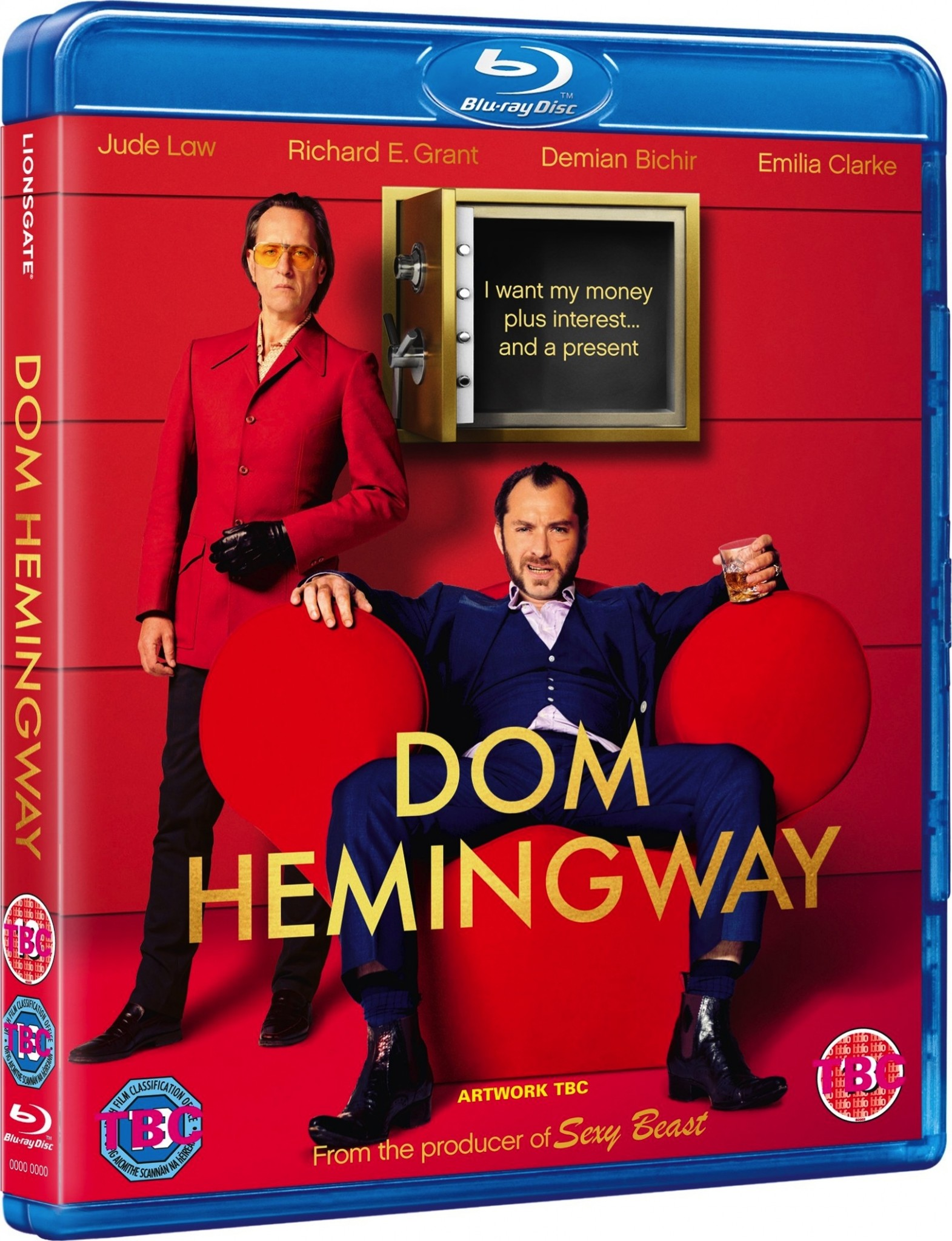 Dom Hemingway (2013) Movies Watch online in hd 720px