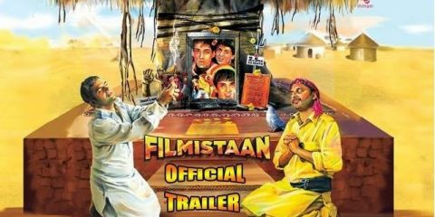 Filmistaan 2014 Movie Official Theatrical Trailer Video 720px HD