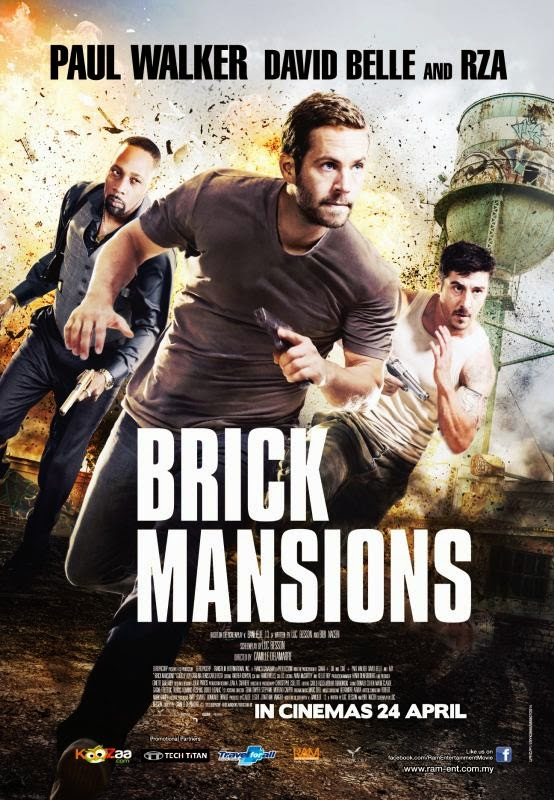 Brick Mansions 2014 Full Movie Watch online For free In HD 1080p