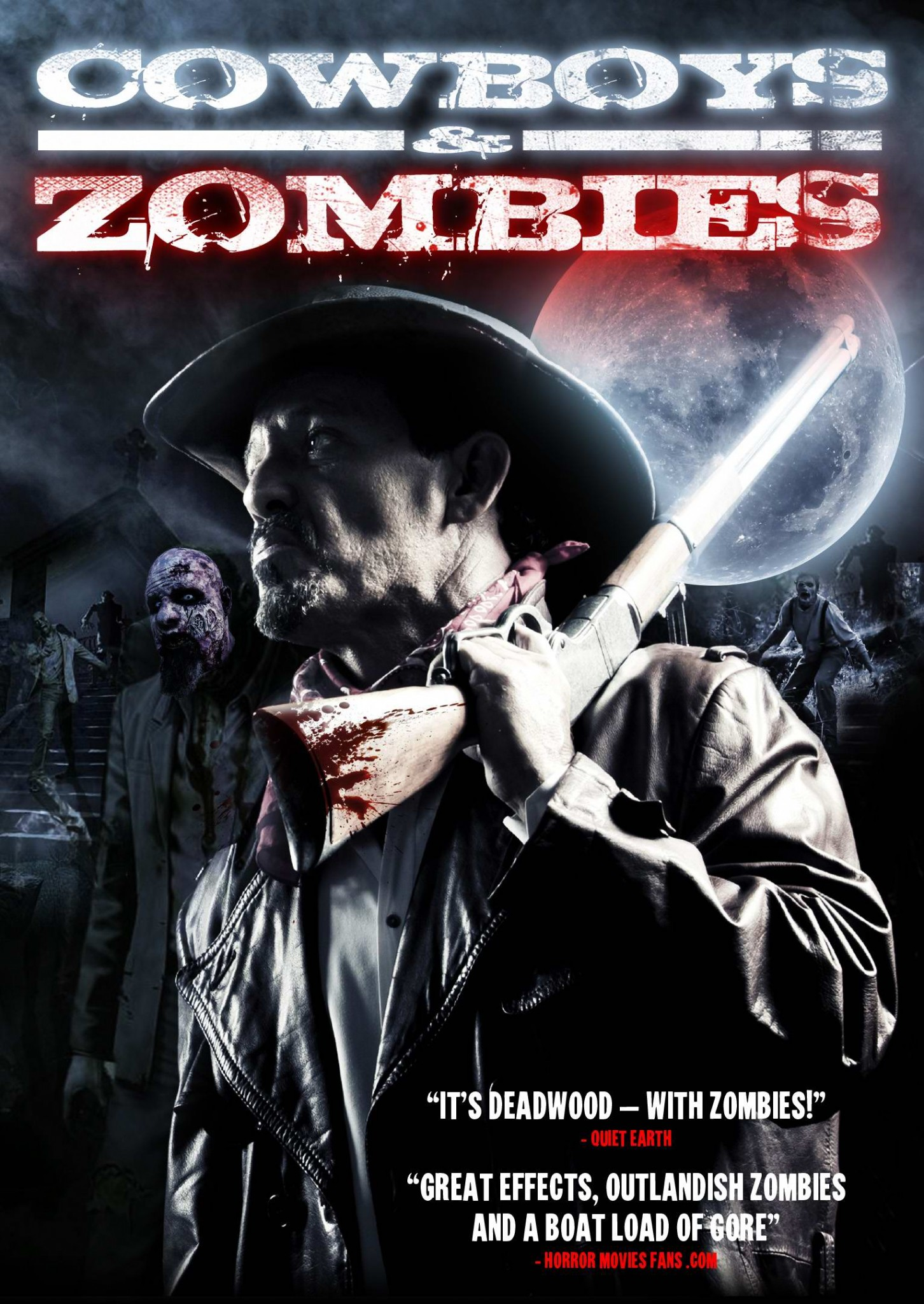 Cowboys vs. Zombies 2014 Watch Full Movie Online For Free In HD 1080p