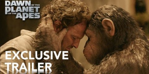 Dawn Of The Planet Of The Apes (2014) Full HD Official Trailers