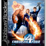 Fantastic Four (2005) Hindi Dubbed Movie Watch Online In Full HD 1080p