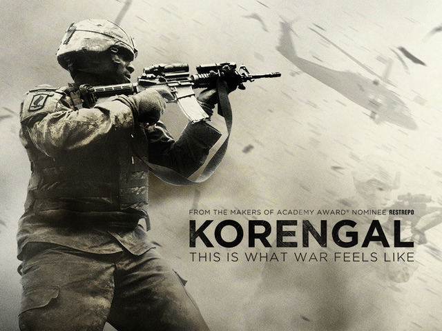 korengal (2014) official trailer Watch Online