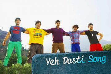 Yeh Dosti Full HD Song Download Purani Jeans 2014