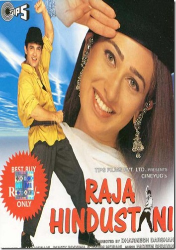 Raja Hindustani (1996) Hindi Movie WATCH Online in Full HD 1080p
