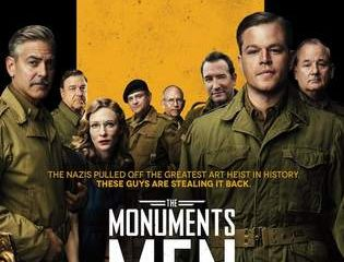 The Monuments Men 2014 Full Movie Watch Online Free In HD 1080p