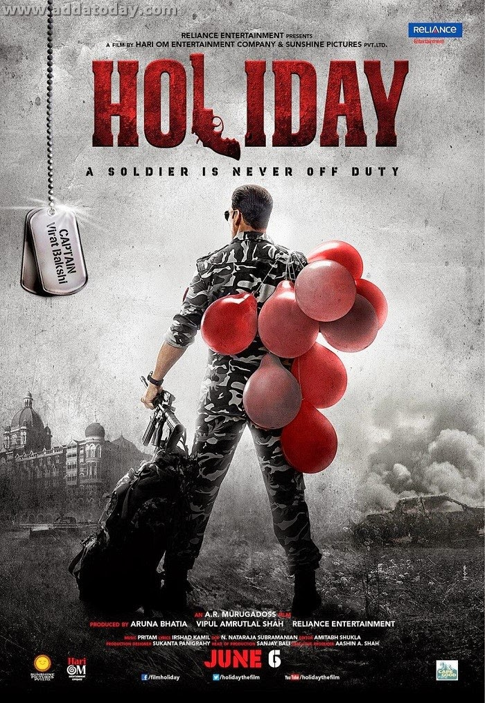 HOLIDAY 2014 Full Movie Watch Online Free In HD 720p