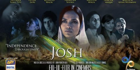 Josh 2013 Pakistani Movie Online For Free In HD 1080p