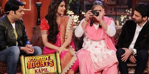 Comedy Nights With Kapil 26th July (2014) HD 720P 200MB Free Download