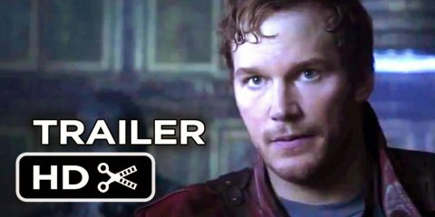 Guardians of the Galaxy (2014) English Movie Official Trailers 1080P