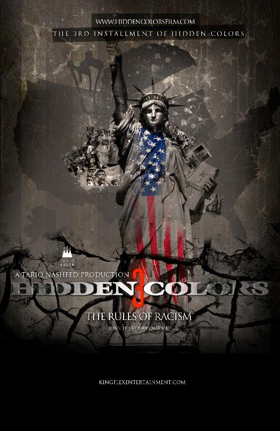Hidden Colors 3 The Rules of Racism 2014 Watch Online For Free In HD 1080p