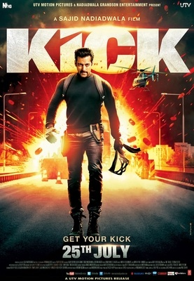 Kick (2014) DVDscr Hindi Full Movie Watch Online For Free In 300MB