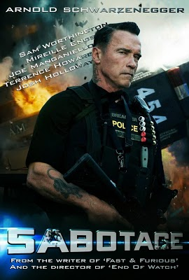 Sabotage (2014) 300MB Movie Watch Online For Free In Full HD 1080p Free Download
