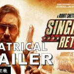 Singham Returns (2014) Hindi Movie Official Trailer Full HD 1080p