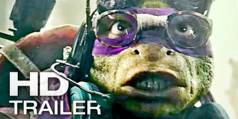 Teenage Mutant Ninja Turtles (2014) Official HD Trailer Hindi Dubbed