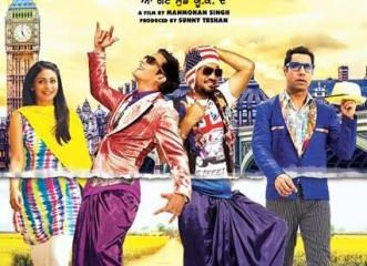 Aa Gaye Munde U.K. (2014) Punjabi Movie Free Download 300MB