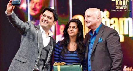 The Anupam Kher Show 17th August (2014) HD 720P 300MB Download