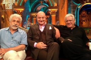 The Anupam Kher Show 3rd August (2014) HD 720P 300MB Free Download