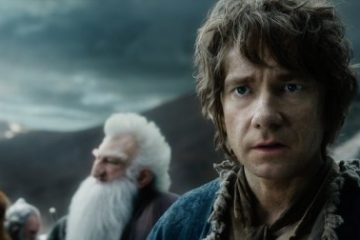 The Hobbit: The Battle of the Five Armies (2014) Official Trailer 1080p