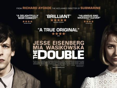 The Double (2013) English Movie In 300 MB Free Download 1080p
