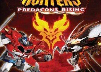 Transformers Prime Beast Hunters Predacons Rising (2013) Free Download 300MB