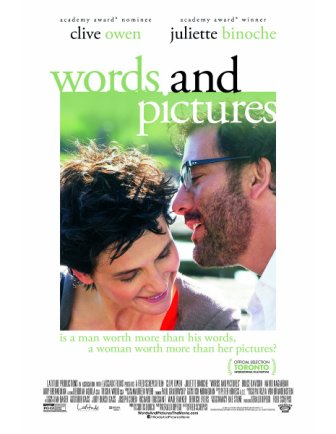 Words and Pictures (2013) Movie Watch Online In HD 720p Free Download