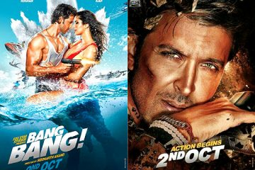 Bang Bang (2014) Hindi Movie Mp3 Songs Free Download
