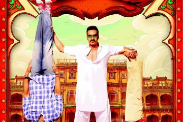 Bol Bachchan (2012) Hindi Movie Free Download 400MB 720p
