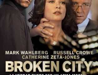 Broken City (2013) English Movie Download 720p 350MB
