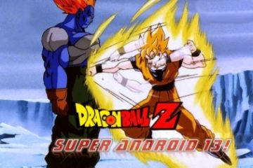 Dragon Ball Z: Super Android 13 (1992) Free Download 720p 150MB