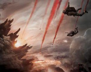 Godzilla (2014) Hindi Dubbed Download 1080p Full HD 250MB