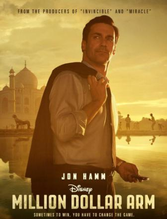 Million Dollar Arm (2014) Movie Watch Online In HD 480p 300MB Download