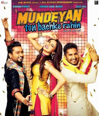 Mundeyan Ton Bachke Rahin (2014) Punjabi Movie Free Download 1080p