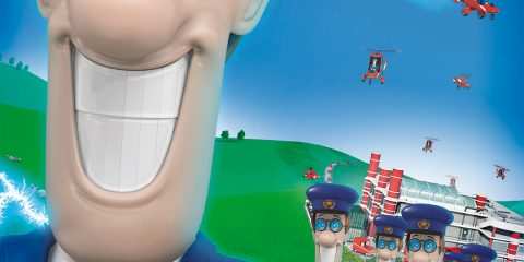 Postman Pat The Movie 2014 English Movie Watch Online 480p In DVDSCR