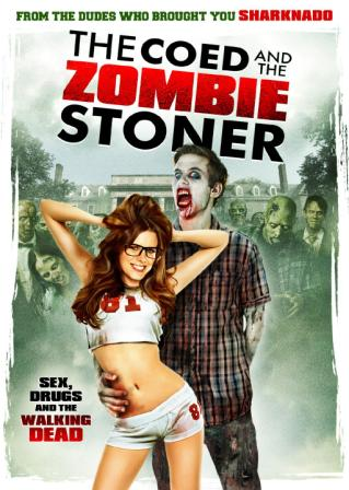 The Coed and the Zombie Stoner (2014) English Movie Free Download 720P Free Download