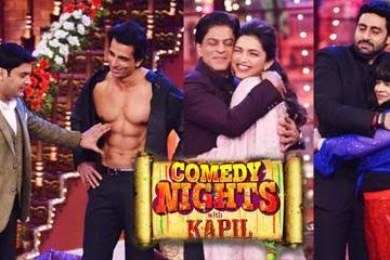 Comedy Nights With Kapil 18th October (2014) HDTV 480P 195MB Free Download