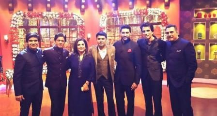 Comedy Nights With Kapil 19th October (2014) HD 480P 200MB Download