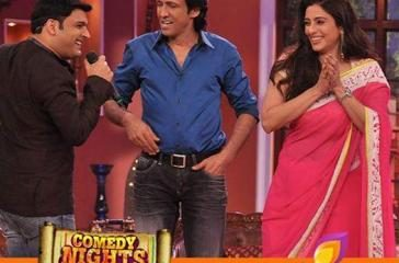 Comedy Nights With Kapil 4th October (2014) HD 480P 200MB Free Download