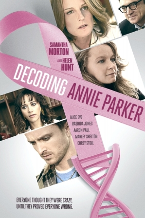 Decoding Annie Parker (2013) English Movie Free Download In HD 720p 250MB