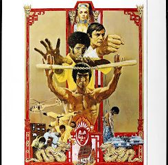 Enter the Dragon (1973) Hindi Dubbed Download 480p 300MB
