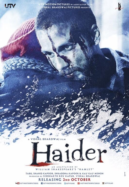 Haider (2014) Hindi Movie watch Online For Free In HD 480p Free Download