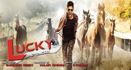 Lucky The Racer (2014) Hindi Dubbed Movie Free Download In HD 720p 250MB