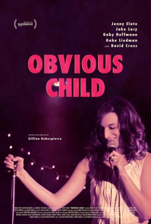 Obvious Child (2014) English Movie Free Download In HD 480p 300MB