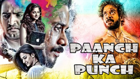 Paanch Ka Punch (2013) Hindi Movie Free Download In HD 480p 300MB