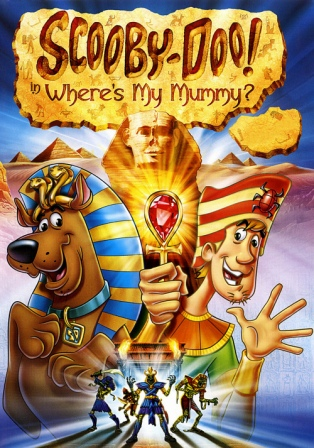 Scooby-Doo in Wheres My Mummy? (2002) Hindi Dubbed Download 480p 200MB